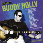 Buddy Holly / CD-Cover (Quelle: India- Media-Records)