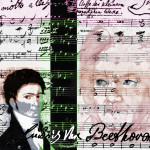 Beethoven, Beathoven? Artwork: Andreas Quast.