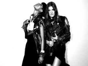 Presspicture for Icona Pop.