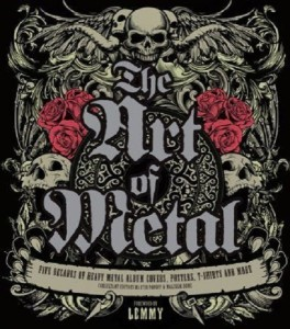 The Art of Heavy Metal Bildband  Malcolm Dome Martin Popoff