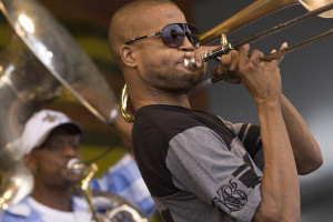 Im Oktober auf Tour: Trombone Shorty & Orleans Avenue / Foto: Derek Bridges
