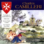 Charles Camilleri: Orchestral Works (Diversion Records 809730412622)