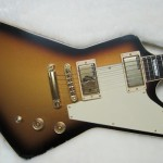 Gibson Explorer Golden Axe Body; Quelle: U.Survey