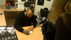 Emotional rescue continues: Justin Furstenfeld (Stephan Wolf)