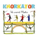 "Knorkator ""We Want Mohr"" Cover Artwork"