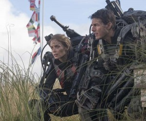 Tom Cruise The Edge Of Tomorrow