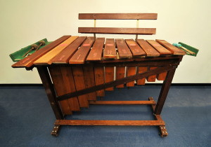Harry Partchs Bass Marimba ()