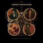 """Imperial State Electric: """"Honk Machine"""" (Sound Pollution/Rough Trade)"""