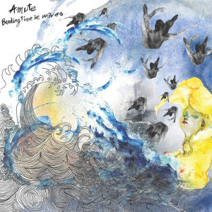 aMute - Bending Time In Waves (Humpty Dumpty Records)