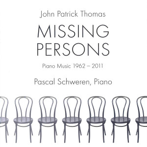 "John Patrick Thomas: ""Missing Persons"" (Emrick Music/Broken Silence)"