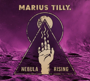 "Marius Tilly.: ""Nebula Rising"" (Made In Germany/Indigo)"