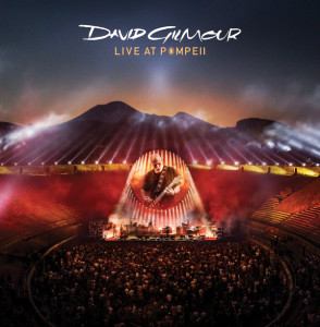 "David Gilmour: ""Live At Pompeii"" (Sony Music)"
