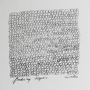 """Fading Tapes: """"Circles"""" (Fluttery Records)"""