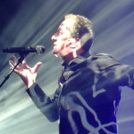 In Bestform:  Andy McCluskey (OMD in Düsseldorf) (Stephan Wolf)